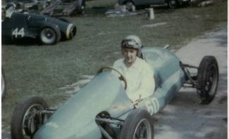 Mike Gilbert Cooper Prescott 1960