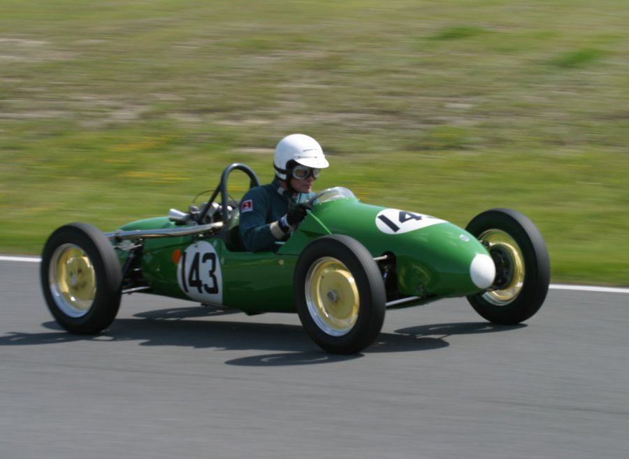 James Holland Cooper Mk VIII Cadwell