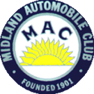 The Midland Automobile Club, organisers of hillclimbs at Shelsley Walsh.