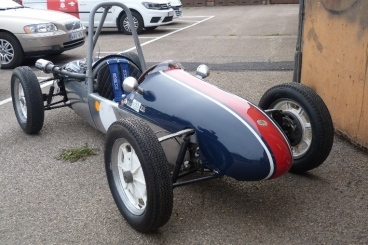 Cooper Mk X